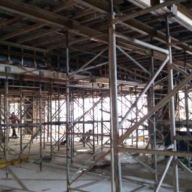 ROHR participa de obra de novo prédio da FGV em São Paulo