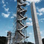 Escada Rohr Modulada de Encaixe